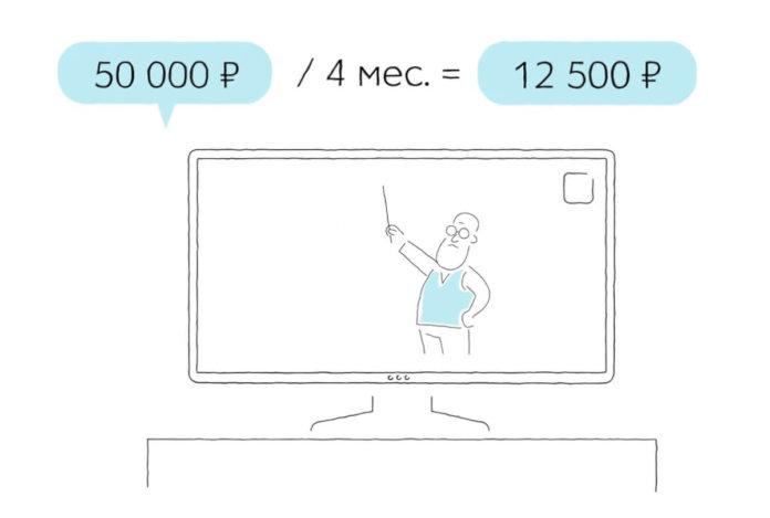 оплата товаров - картинка