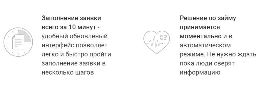 подать заявку в русский стандарт на кредит наличными