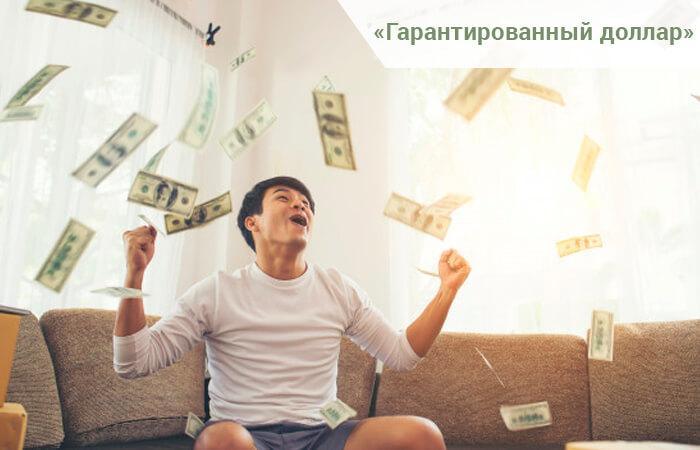гарантированный доллар смп - изображение