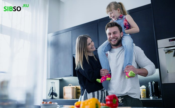 ипотека для семьи - картинка
