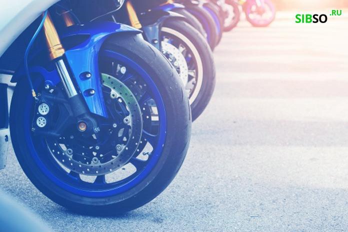 страхование мотоцикла - картинка