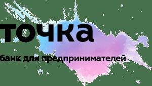 банк точка - логотип